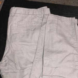 Gap Lenin pants size 2
